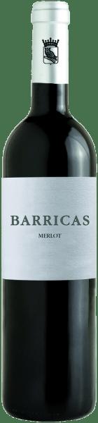 Barricas Merlot 2014 - Casa Santos Lima