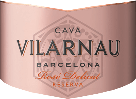 The Cava Brut Reserva Rosado of Vilarnau from the Spanish wine region of Catalonia is vinified from the grape varieties Trepat (85%) and Pinot Noir (15%) - a wonderfully elegant and juicy cava.  In the glass, this sparkling wine shines in a bright raspberry pink with pink shades. The pearl layer rises in fine, persistent pearl cords. The powerful bouquet is dominated by ripe red fruits - especially red currant, raspberry and cherries. On the palate, too, the wonderfully juicy fruit fullness is presented and is accompanied by hints of brioche. The balance between the very subtle sweetness and the fresh acidity is perfectly balanced.  Vinification  of Vilarnau Cava Brut Reserva Rosado The harvest for the grapes (Trepat and Pinot Noir) starts in September. Once the harvested material has arrived in the Vilarnau wine cellar, the mash is first fermented in stainless steel tanks. Then begins the second, traditional bottle fermentation. This wine is aged for at least 9 months in bottle. Finally, this cava is degorged and can leave the Vilarnau vineyard.  Food recommendation for the Rosado Brut Reserva Cava Vilarnau This sparkling wine from Spain is a wonderfully refreshing aperitif. Or pass this cava to spicy tapas variations and Italian pizza classics.