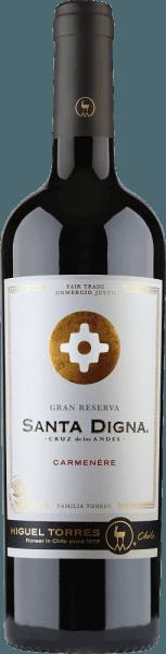 Santa Digna Carmenère Gran Reserva 2018 - Miguel Torres Chile von Miguel Torres Chile