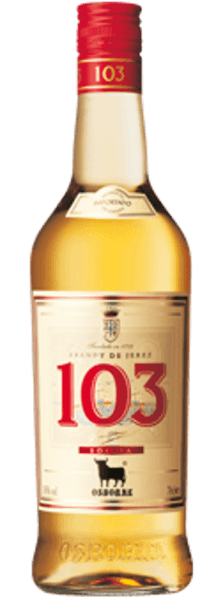 Osborne 103 Etiqueta Blanca 1 l  - Osborne