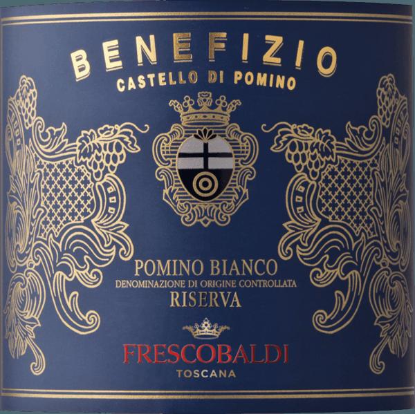 Pomino Benefizio Riserva DOC 2018 - Castello Pomino von Castello Pomino - Frescobaldi