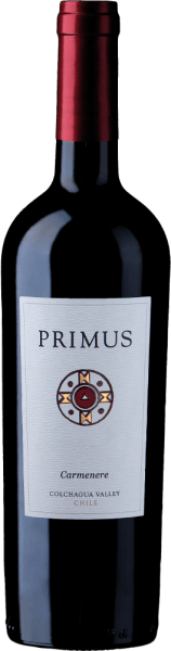 PrimusCarménère from Veramonteis a pure red wine from Chile made from the Carménère grape variety (100%). In a rich ruby red, this Chilean red wine presents itself in a glass. Aromas of juicy cherries unfold in the nose. The cherry aroma is accompanied by hints of white pepper and rosemary. On the palate, this red wine is fresh with plenty of fruit and silky texture. The tannins are wonderfully velvety and pass into a long-lasting finish. Vinification of PrimusCarménère The hand-picked grapes for this red wine come from the region ofColchagua Valley and Central Valley and are carefully picked by hand. The grapes are fermented on the peel. After mash fermentation, this dry wine is aged for 12 months in French oak. Food recommendation for the Veramonte PrimusCarménère We recommend this red wine from Chile for a cozy barbecue evening with the family and friends or with spicy cheeses. Awards for the Primus VeramonteCarménère James Suckling: 92 points for 2014