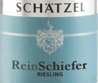 Preview: ReinSchiefer Riesling trocken 2017 - Weingut Schätzel