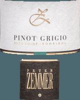 Preview: Pinot Grigio Südtirol DOC 2020 - Peter Zemmer