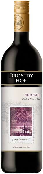 Pinotage Western Cape WO 2018 - Drostdy-Hof