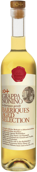 Grappa Barriques aged Selection 0,5 l - Nonino Distillatori