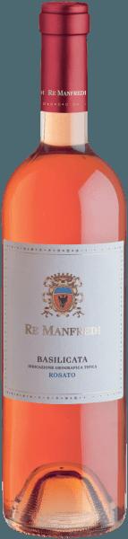 Manfredi Rosato Basilicata IGT 2018 - Re Manfredi