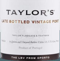 Preview: Late Bottled Vintage 2016 - Taylor's Port