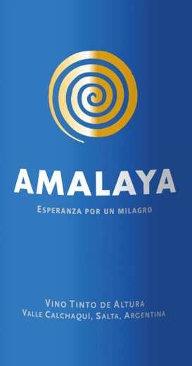 """The Amalaya Malbec Tintoby Bodega Colomépresents itself in dark red and with purple reflections in the glass. The nose captivates with great fruity elegance. Notes of blackcurrants, plums, some blackberry and other dark berries (elderberries come to mind) determine the first impression. On the palate, the Amalaya Tinto by Colomé is no less convincing. It is fruity and spicy, with good structure, juice and round, ripe tannins. In the finish a lot of fruit, a vital, well-integrated fruit acid and again an exciting spice. Amalaya - meaning """"waiting for a miracle"""" in the language of the indigenous people of the Cafayate Valley - is exactly what Donald Hess hoped for when he founded his winery in this very high, barren and inhospitable region. You have the miracle in your glass! Vinification for the Amalaya Tinto Malbec by Colomé The Cafayate is located in the heart of the Calchaquíes valleys, in the northwest of Argentina, at the foot of the Andes. The vines grow at an altitude of 1,700 to 3,300 metres on pediment and flood, sand and clay soils. The climate is dry with annual rainfall below 150 mm and temperatures up to a maximum of 35°C. The grapes for the Amalaya Tinto are harvested by hand. In the winery, the grapes are finally sorted out again by hand. After a four-day cold maceration, the mash fermentation takes place. This is followed by the biological acid conversion into stainless steel tanks. The Amalaya wine is then aged for 10 months in French barrels, 40% of which are used for the second time. This gives the Amalaya a lot of spice without too much acceptance of the aroma of the barrels. Food pairing with red wine Amalaya Malbec by Colomé Enjoy this wonderful red wine from Argentina with game, roast meat or grilled steak. Awards for the Amalaya Malbec wine from Colomé Falstaff: 90 Points & Best Buy for 2017 Tim Atkin: 91 points for 2015 Wine Spectator: 90 points for 2015 Decanter Wine Awards: Silver for 2015 Decanter Wine Awards: Silver for 2014"""