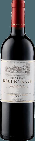 Médoc AOC 2018 - Château Bellegrave