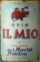 Preview: Merlot & Primitivo Puglia IGT 2019 - Collezione Il Mio