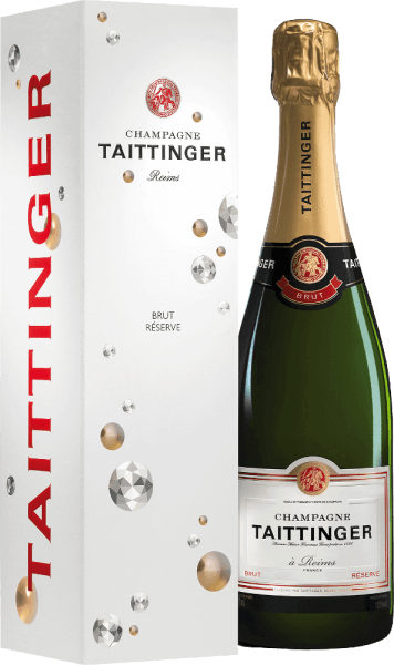 Champagner Brut Réserve in GP - Champagne Taittinger