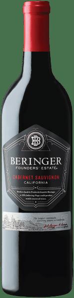 Cabernet Sauvignon Founders' Estate California 2017 - Beringer