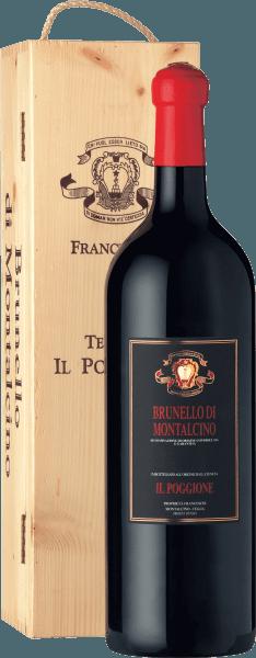 Brunello di Montalcino DOCG 3 l Jeroboam in OHK 2012 - Tenuta il Poggione