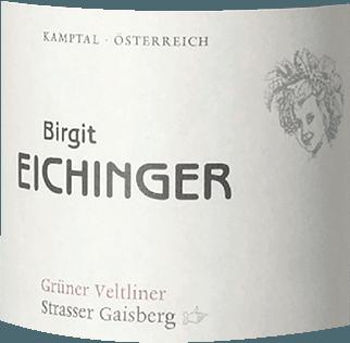 Birgit Eichinger Grüner Veltliner Strasser Gaisberg Reserve DAC 2018 - Birgit Eichinger von Birgit Eichinger