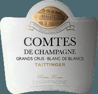 Preview: Comtes de Champagne Blanc de Blancs 2007 - Taittinger