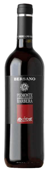 This red wine is presented in a bright and deep red color in the glass. A fragrant Barbera with  a fresh bouquet, strong body and powerful tannin structure. Dry and accessible convinces the palate. Food Pairing - Food recommendation for the Antara Barbera Piemonte  DOC from  BersanoServe with fried and grilled meat, pasta and pizza and strong cheeses.