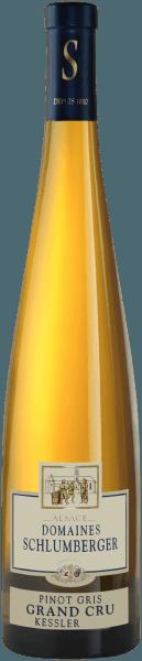 Pinot Gris Grand Cru Kessler Alsace Grand Cru 2015 - Domaines Schlumberger