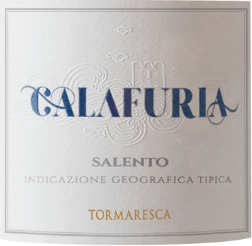The Calafuria Salento IGT by Tormaresca is reminiscent of pale pink peach blossoms with its delicate colour. The bouquet of this rosé wine from Puglia flatters the nose with the intense aromas of juicy peaches, grapefruit and delicate hints of roses and cherry blossoms. On the palate, the Rosé Calafuria presents itself soft, full-bodied, distinctly tasteful, with a perfect balance of acidity and aromatic length in the aftertaste. Vinification of Tormaresca Calafuria Salento Rosato The region of Puglia has a very long, historically grown tradition of producing rosé wines from the Negroamaro grape variety, a grape variety that expresses its best potential near the sea. The grapes of this varietal Negroamaro come from the province of Brindisi in Puglia and mature in vineyards that extend over more than 1 km along the Puglian coast. After manual harvesting, the grapes are destemmed, then gently pressed and the must is cooled to 10° Celsius in stainless steel tanks. By decantation, the must is naturally clarified, followed by alcoholic fermentation instead. After a short maturation period in stainless steel tanks, the Calafuria is refined in the bottle for a further 4 months before it is put on sale. Food recommendation for the Calafuria Salento IGT from Tormaresca Enjoy this dry rosé from southern Italy as an aperitif or with appetizers with fish and seafood. Awards for the Calafuria of Tormaresca Falstaff: 90 points for 2017