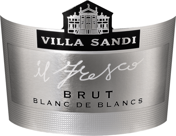 The il Fresco Brut Blanc de Blancs Spumante by Villa Sandi from Veneto shows a brilliant, light yellow colour in the glass. The colour of this white wine also shows reflexes in the core. This Italian cuvée flatters in the glass wonderfully youthful notes of mulberries, pear, lilies and physalis. In addition, there are hints of oriental spices, vanilla and gingerbread spice. The Il Fresco Brut Blanc de Blancs Spumante can be described as exceptionally fruity and velvety, as it has been vinified with a pleasantly sweet taste profile. Light-footed and multifaceted, this crisp sparkling wine presents itself on the palate. Due to the moderate fruit acidity, the il Fresco Brut Blanc de Blancs Spumante flatters the palate with pleasant feeling, without letting it miss freshness at the same time. The final of this sparkling wine from the Veneto wine-growing region captivates with good reverberation. Vinification of the il Fresco Brut Blanc de Blancs Spumante by Villa Sandi The basis for the first-class and wonderfully elegant Cuvée il Fresco Brut Blanc de Blancs Spumante from Villa Sandi are Chardonnay and Pinot Blanc grapes. After harvesting, the grapes reach the press house in the fastest way. Here you will be selected and carefully broken up. This is followed by fermentation in a stainless steel tank at controlled temperatures. After its end, the il Fresco Brut Blanc de Blancs Spumante can continue to harmonise on the fine yeast for a few months. The ageing in the oak barrel is followed by a long bottle maturation, which makes this sparkling wine even more complex. Food recommendation for Villa Sandi il Fresco Brut Blanc de Blancs Spumante Enjoy this sparkling wine from Italy ideally cooled at 5 - 7°C as an accompaniment to rum pot, veal onion casserole or spicy curry with lamb.