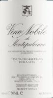Preview: Vino Nobile di Montepulciano DOCG 2017 - Tenuta di Gracciano della Seta