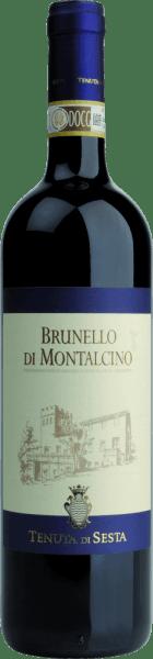 Brunello di Montalcino DOCG 2016 - Tenuta di Sesta