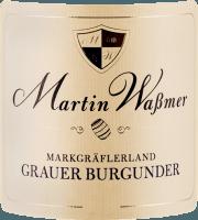 Preview: Markgräflerland Grauburgunder SW 2018 - Martin Waßmer