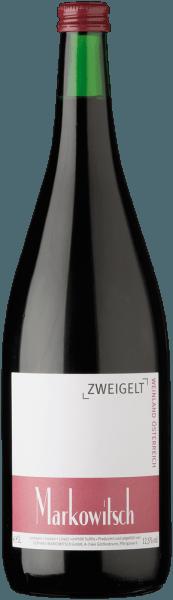 Zweigelt Landwein aus Österreich 1,0 l - Weingut Markowitsch