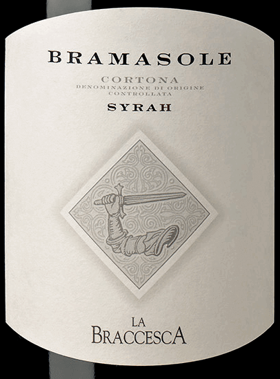 Bramasole Syrah Cortona DOC 2016 - La Braccesca von Tenuta La Braccesca (Antinori)