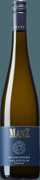Scheurebe Kalkstein trocken 2020 - Weingut Manz