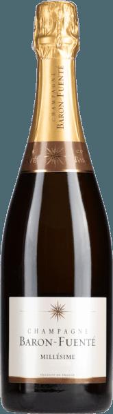 Millésime 2011 - Champagne Baron-Fuenté