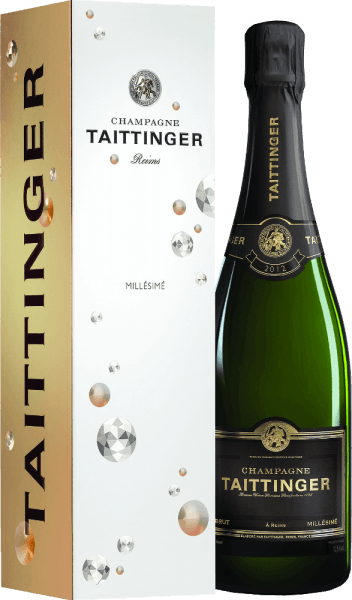 Champagner Brut Millésimé in GP 2014 - Champagne Taittinger