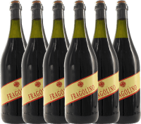 6-pack - Fragolino Rosso - Terre del Sole