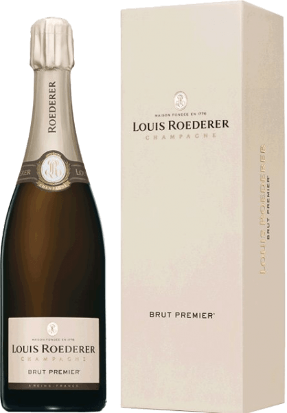 Brut Premier Deluxe - Champagne Louis Roederer
