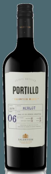 Portillo Merlot 2018 - Portillo