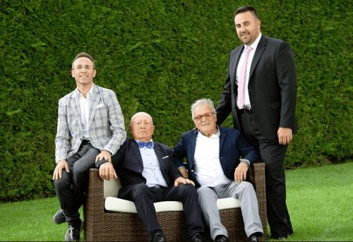 Die Familie hinter Tenuta Ulisse