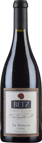 La Serenne Syrah 2017 - Betz Family Winery