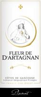 Preview: Fleur de d'Artagnan Rosé Côtes de Gascogne 2019 - Plaimont