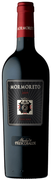 The Mormoreto by Castello di Nipozzano of the Frescobaldi family impresses with its impenetrable strong ruby red in the glass, on the nose it presents itself complex with aromas of ripe red fruits such as blackberries and raspberries, notes of bitter cocoa powder, cocoa butter and roasted coffee beans and light notes of vanilla and cinnamon, as well as cloves, jasmine and white tea. In taste, the mormormoreto is persistent, round, soft and velvety, on the palate and in the aftertaste, the impressions perceived by the nose are confirmed, additionally enriched with a clear note of melted chocolate, raspberry freshness, whisky, vanilla tobacco. Production of the Mormoreto of Castello di Nipozzano This red wine from the Frescobaldi family of Castello di Nipozzano is named after the Mormoreto vineyard of the same name, which was rebuilt in 1976 and since 1983 has produced this award-winning, opulent and long-lasting wine, which only sees the light of day in the best vintages. After manual harvesting, the Cabernet Sauvignon, Cabernet Franc, Merlot and Petit Verdot grape varieties are fermented separately for 35 days in stainless steel tanks at a controlled temperature, macerated and left on the skins for another 20 days. Alcoholic fermentation is immediately followed by malolactic fermentation. The cuvée is then aged for 24 months in partly new barriques, partly used for the second time, and then aged for a further 6 months in the bottle. Food pairing for the Mormoreto of Castello di Nipozzano by Frescobaldi This opulent, finesse rich and long-lasting top wine from the Frescobaldi family goes perfectly with well-cooked, braised meat dishes, roasts and meat with sauce, but also perfectly with mature cheese. Awards James Suckling - 93 points Wine Spectator - 93 points
