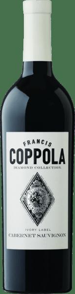 Diamond Collection Ivory Label Cabernet Sauvignon 2018 - Francis Ford Coppola Winery