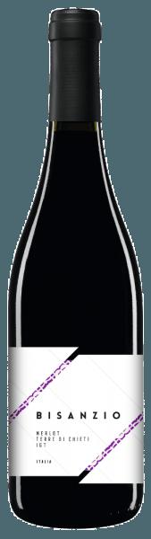 Bisanzio Merlot Terre di Chieti IGT 2019 - Citra Vini