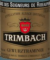 Preview: Gewurztraminer Cuvée des Seigneurs de Ribeaupierre 2013 - Trimbach