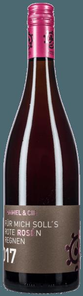 Für mich soll's rote Rosén regnen Rosé 2019 - Weingut Hammel