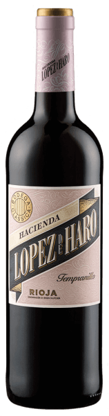 The Hacienda López de Haro Tempranillo by Bodega Classica presents itself with a brilliant ruby red in the glass and enchants with its complex bouquet. This combines like smoky spice of wood with the wonderful fruit aromas of strawberries and raspberries and is accompanied by a shade of red liquorice. This Rioja wine is dense on the palate with a pleasant acidity and ripe tannins, which give this Tempranillo a long aftertaste. Vinification for the Hacienda López de Haro Tempranillo by Bodega Classica This red wine consists of 100% hand-picked Tempranillot grapes from old vines, which are between 50 and 70 years old and come from San Vicente de la Sonsierra. After fermentation and fermentation, this Spanish red wine was aged for about 3 to 4 months in new barrels. Food recommendation for the Hacienda López de Haro Tempranillo by Bodega Classica Enjoy this dry red wine with strong tapas, Iberian ham, paella, red meat or cheese. Awards for the Hacienda López de Haro Tempranillo by Bodega Classica Tempranillos al Mundo Awards: Silver (vintage 2015) Robert Parker / The Wine Advocate: 89 points (vintage 2012)