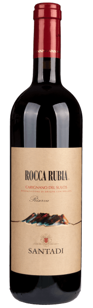 Rocca Rubia Riserva Carignano del Sulcis DOC 2017 - Santadi