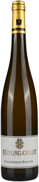 Nackenheim Riesling trocken 2015 - Weingut Kühling-Gillot