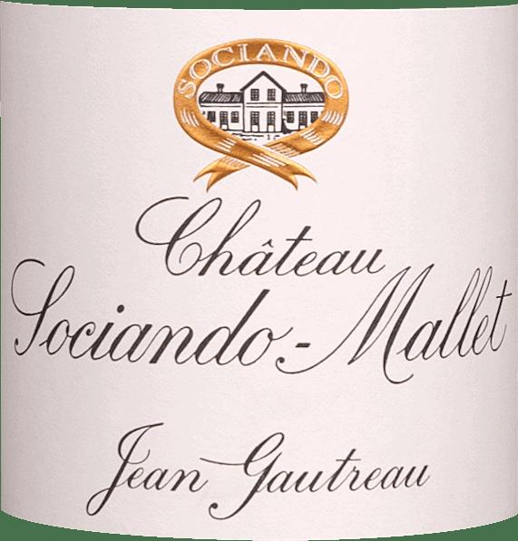 Sociando-Mallet Haut Médoc 2014 - Château Sociando-Mallet von Château Sociando-Mallet