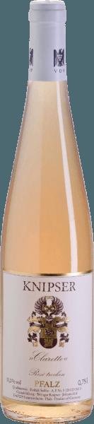 Clarette Rosé trocken 2019 - Knipser von Weingut Knipser