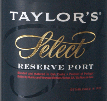 The Ruby Select Reserve of Taylor's Port from the Portuguese wine region DOC Douro is vinified from the Tinta Cao, Tinta Roriz, Tinta Barocca, Touriga Francesa and Touriga Nacional grape varieties. In the glass, this port shimmers in a deep ruby red with garnet red highlights. The bouquet is carried by ripe aromas of dark berries - blackberry, elderberry and blackcurrant are in the foreground - accompanied by a hint of liquorice. On the palate, this port wine has a full-bodied, lush body with a firm structure. The dark berry fruit of the nose combines with notes of ripe cherries and harmonizes wonderfully with the well-balanced acidity. The reverberation comes with a pleasant length. Vinification of Taylor's Port Ruby Select Reserve Traditionally, the grapes for this port are harvested by hand at Taylor's and for the most part completely destemmed in the wine cellar. The readings are mashed and fermented in stainless steel tanks. Today, Taylor's Port uses state-of-the-art technology so that the pomace is pressed down regularly and the variety of aromas, colour pigments and flavours blend into the mash. As soon as half of the sugar has been fermented, the fermentation process is stopped by the addition of high-percentage distillate. This preserves this wine's natural residual sweetness. Finally, this port wine matures in large wooden barrels until it is filled onto the bottle. Food recommendation for the Select Reserve Ruby Taylor's Port Enjoy this sweet port wine with spicy soft cheeses, such as Bavaria Blue, or with desserts with chocolate and fresh cherries.