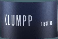 Preview: Riesling trocken 2019 - Klumpp